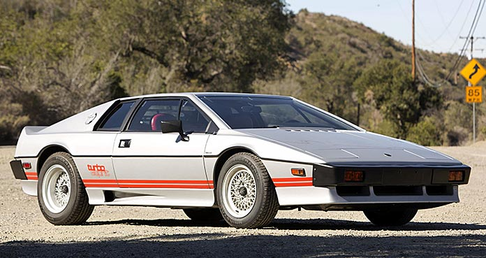 Lotus Esprit Turbo 1981