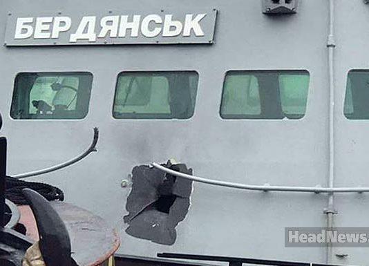Пошкодження українського катера від російського обстрілу. Новини України сьогодні. AdverMAN