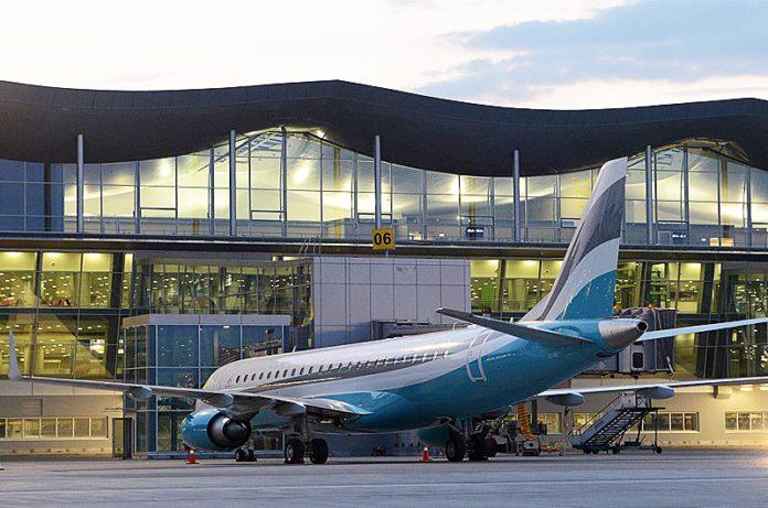 Аеропорт Бориспіль. AdverMAN