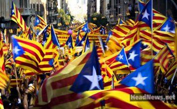 Прапори Каталонії