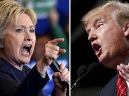 Клінтон і Трамп. Вибори в США. AdverMAN