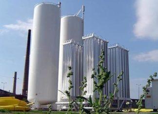 Криогенные ёмкости для хранения и выдачи жидкого кислорода, азота, аргона, углекислоты и сжиженного природного газа