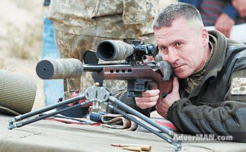 снайпер, армія України. Новини України сьогодні. AdverMAN