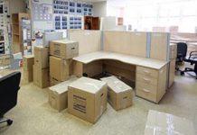 Стоимость переезда офиса