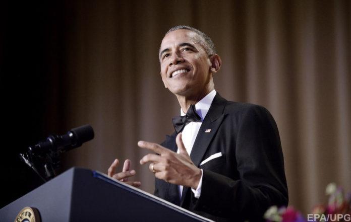 Обама. AdverMAN