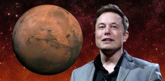 Ілон Маск і Марс