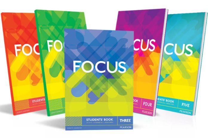 focus pearson