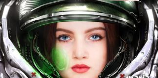 Maria Myrosh first singer on Mars