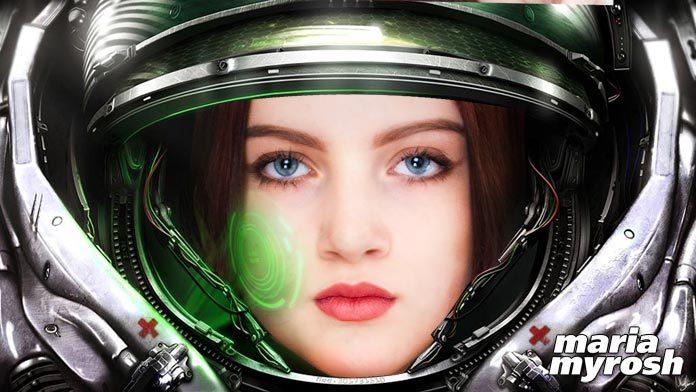 Maria Myrosh first singer on Mars