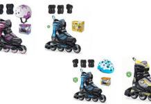 Детские ролики Rollerland