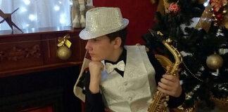 Артем Ткачук, саксофон, джаз | Artem Tkachuk, saxophone, jazz