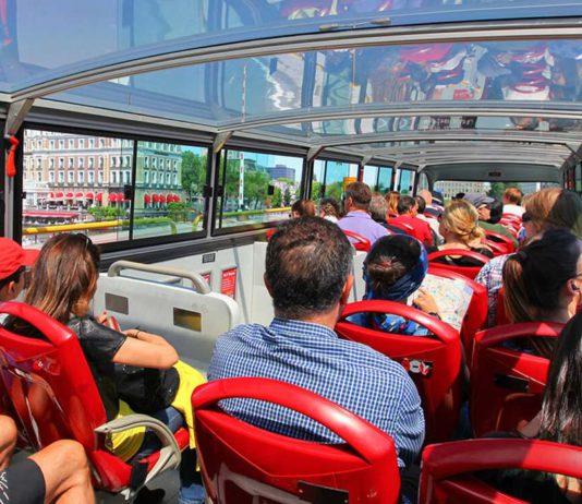 Bus Travel Europe. AdverMAN
