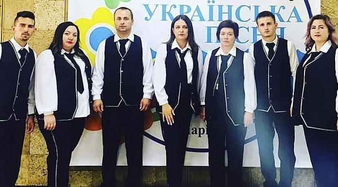 Народний вокальний колектив «Елегія»
