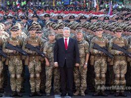 Порошенко и армия Украины. Новини України сьогодні. AdverMAN