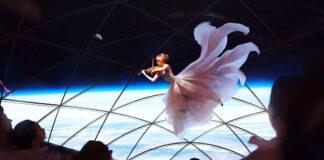 Концертна зала на SpaceX Starship | SpaceX