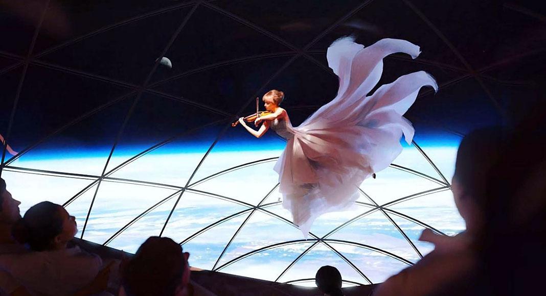 Концерт на SpaceX Starship | SpaceX